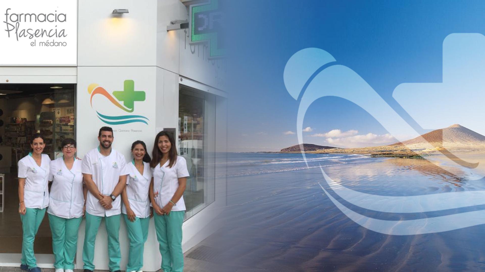 Farmacia Plasencia. El Médano